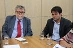 Secretário dialoga com empresa de cultivo de eucalipto sobre impa...