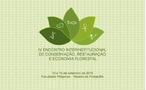 IV Encontro Interinstitucional de Conservação, Restauração e Econ...