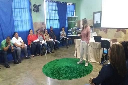 Oficina de Educa��o Ambiental acontece em Palmeiras