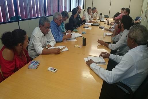 Reuni�o sobre Programa de Revitaliza��o do Rio S�o Francisco