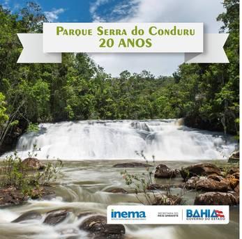 Parque Nacional da Serra do Conduru completa 20 anos