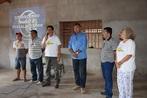 Comunidades recebem capacitação para operar sistema de dessaliniz...