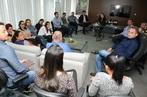 Secretário alinha ações de monitoramento e gestão da Sema com APG...