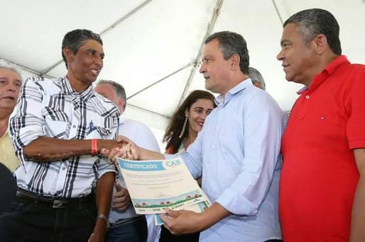 Governo entregou mais 3.252 certificados do CAR em Crisópolis e Itamaraju