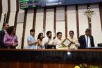 Sema participa de Sessão Especial de entrega do título de cidadão...