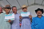 Governo entrega 1.224 certificados do Cadastro Ambiental Rural em...
