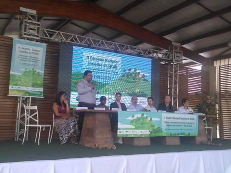 Evento reuniu, na Bahia, técnicos dos órgãos estaduais responsáveis pelo CAR para discutir as bases para implementação dos Programas de Regularização Ambiental.